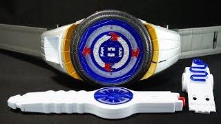 仮面ライダーキバ 変身ベルト&ジャコーダー DXサガークベルト Kamen Rider Kiva Henshin belt & Jacoder DX Saga belt