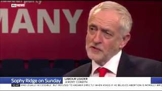 Attempted Smear Against Jeremy Corbyn Fails Spectacularly On Sky News
