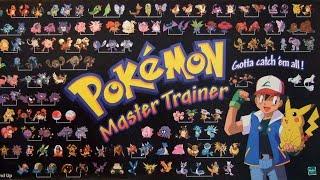Ep. 167: Pokemon Master Trainer Board GAme Review (Milton Bradley 1999)