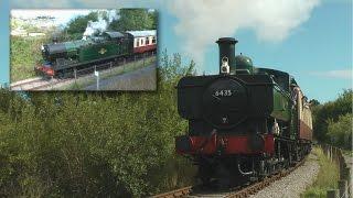 Great Western Power in the South Wales Valleys - The Pontypool & Blaenavon Railway - 12/09/15