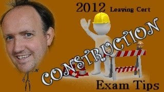 Nothing For Higher Level Woodwork! [2012 Exam Tips #12] (leaving Cert Construction Predictions)