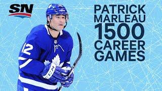 Marleau hits 1500th game milestone