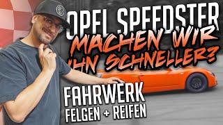 JP Performance - Machen wir ihn schneller? | Opel Speedster + Tuning auf der LaSiSe
