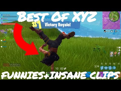 Best Of XYZ [ FortNite Battle Royale ]