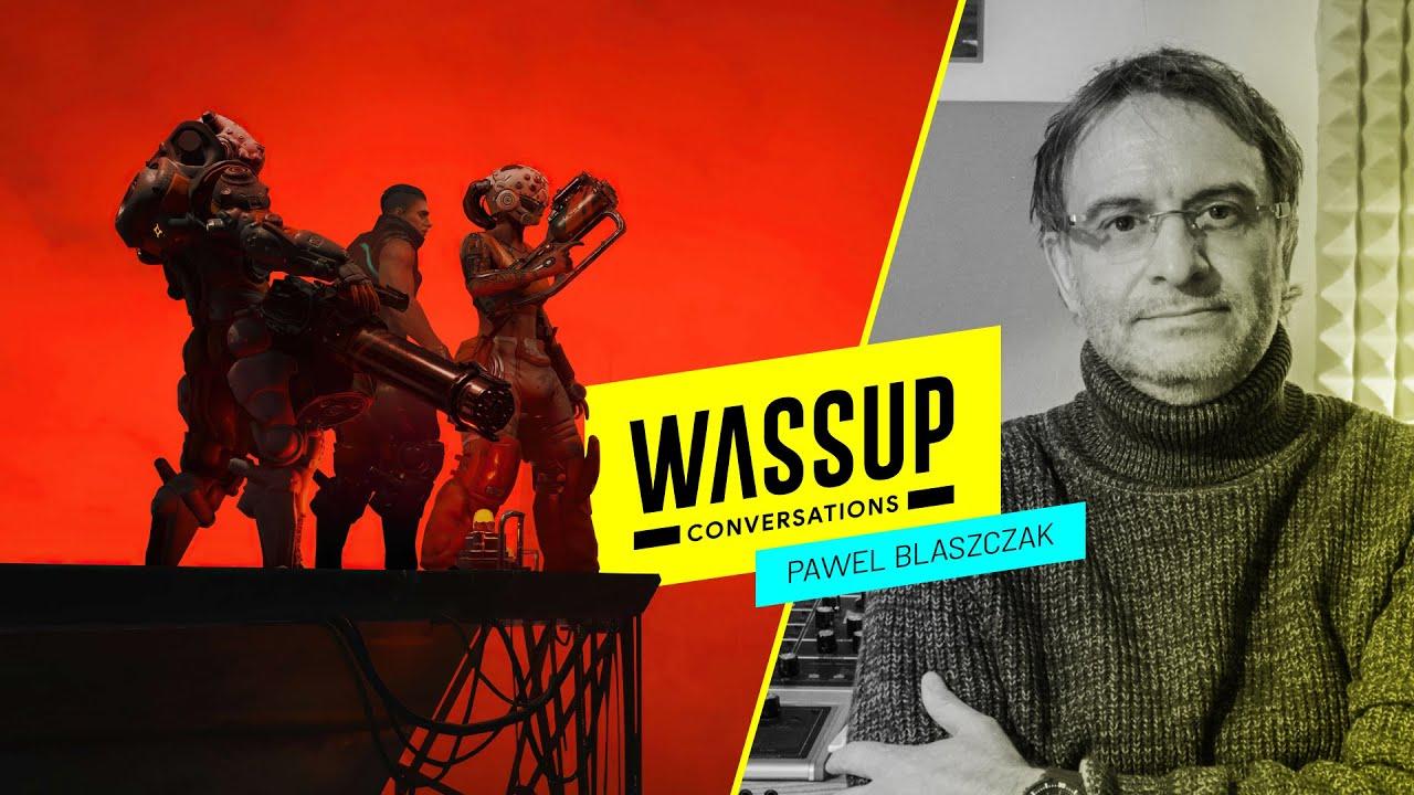 Interview: Paweł Błaszczak on Making Music for The Ascent