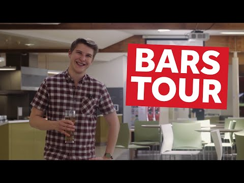Our On-campus Bars | University Of Reading