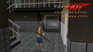 GoldenEye 007 N64 - Mafia City - 00 Agent (Custom level)