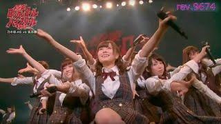 乃木坂46 LIVE at Zepp DiverCity on 20140415 Nogizaka46
