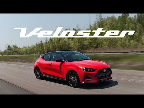2019 Hyundai Veloster Turbo Review - Much Improved