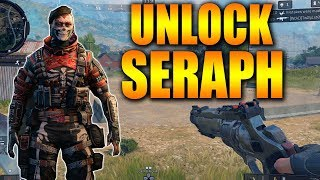 Blackout How To Unlock Seraph Easily And Get The Annihilator Black Ops 4 Blackout Gameplay