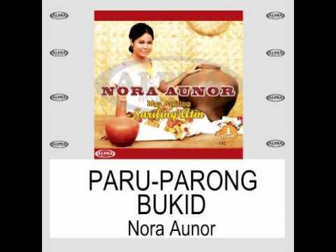 Paru-Parong Bukid By Nora Aunor (With Lyrics)