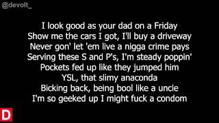 Young Thug - Thief in the night Lyrics