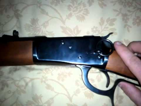My Rossi Ranch Hand 44 Magnum And 44 Special Lever