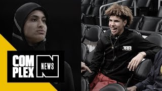 Kyle Kuzma Insults LaMelo Ball's Teeth in Awkward Instagram Comeback