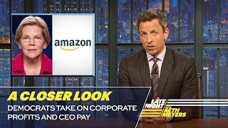 Democrats Take on Corporate Profits and CEO Pay: A Closer Look
