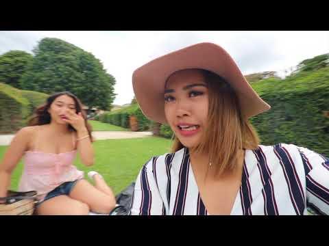 France Vlog 2: Eiffel Tower, Sneakers & The Tuileries Garden