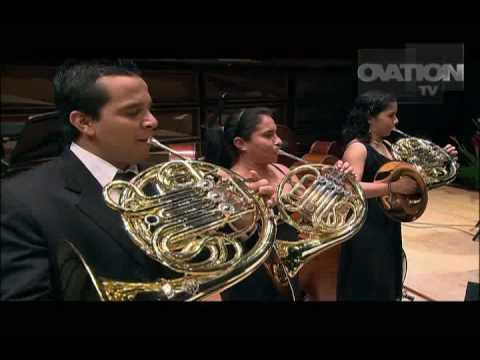 Gustavo Dudamel Live from Caracas