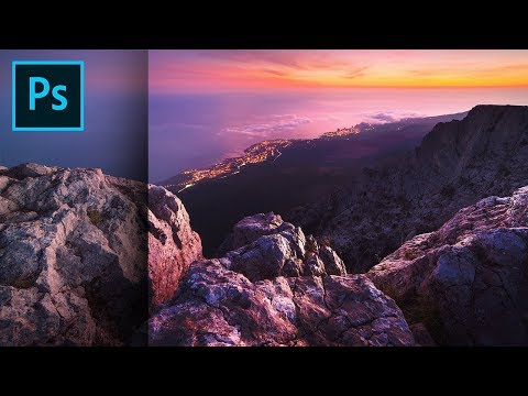 Hidden Color Settings for Landscapes in Photoshop! thumbnail