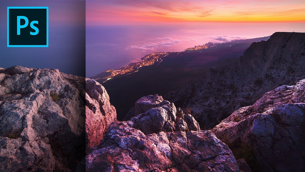 Hidden Color Settings for Landscapes in Photoshop!
