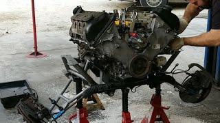 Mustang Lifestyle - Turdzilla Engine Install Coverage thumbnail