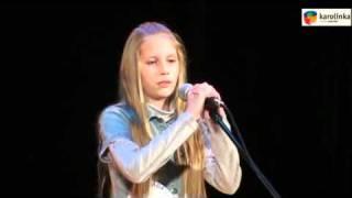Talentiada 2010 -  Wiktoria Kazuch śpiew thumbnail
