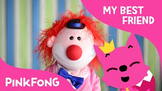 Baby Shark Dance With Mr. Clown | PINKFONG and Friends | PINKFONG Songs for Children