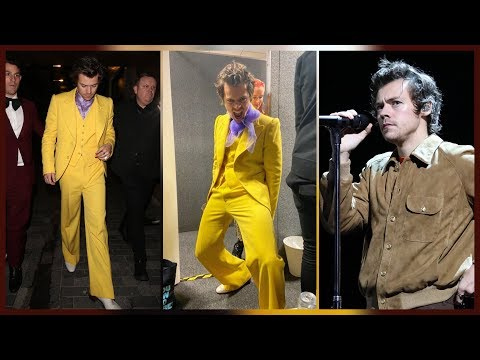 HARRY STYLES AT THE BRITS AFTER PARTY