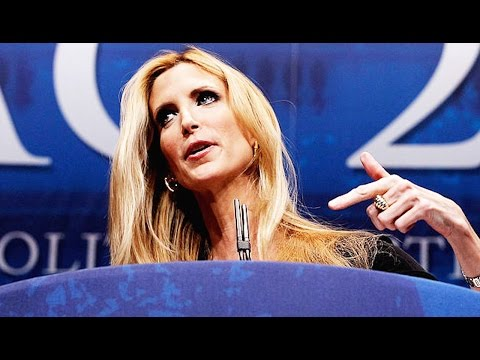 Trump's Even Losing Ann Coulter