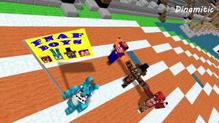 FNAF Olympics Opening Ceremony (Minecraft Animation)