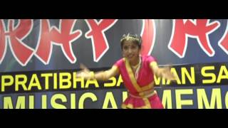 Classical Dance by Radhika a Rhythm Student