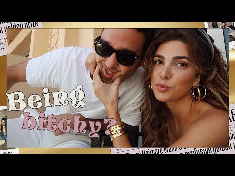 Vlog 41: She is such a b*tch to her boyfriend
