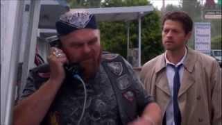 Supernatural Funny Scenes of Season 9