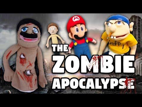 SML Parody: The Zombie Apocalypse