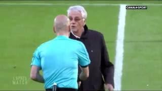 Euro 2016 - Chaudement applaudi, Aimé Jacquet donne le coup d'envoi