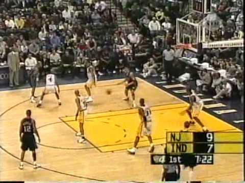 Top 10 NBA 12th week 2000-2001