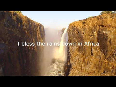 Toto  Africa High Quality with Lyrics