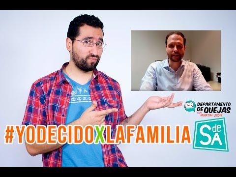 #YoDecidoPorLaFamilia ConParticipación – Martín León