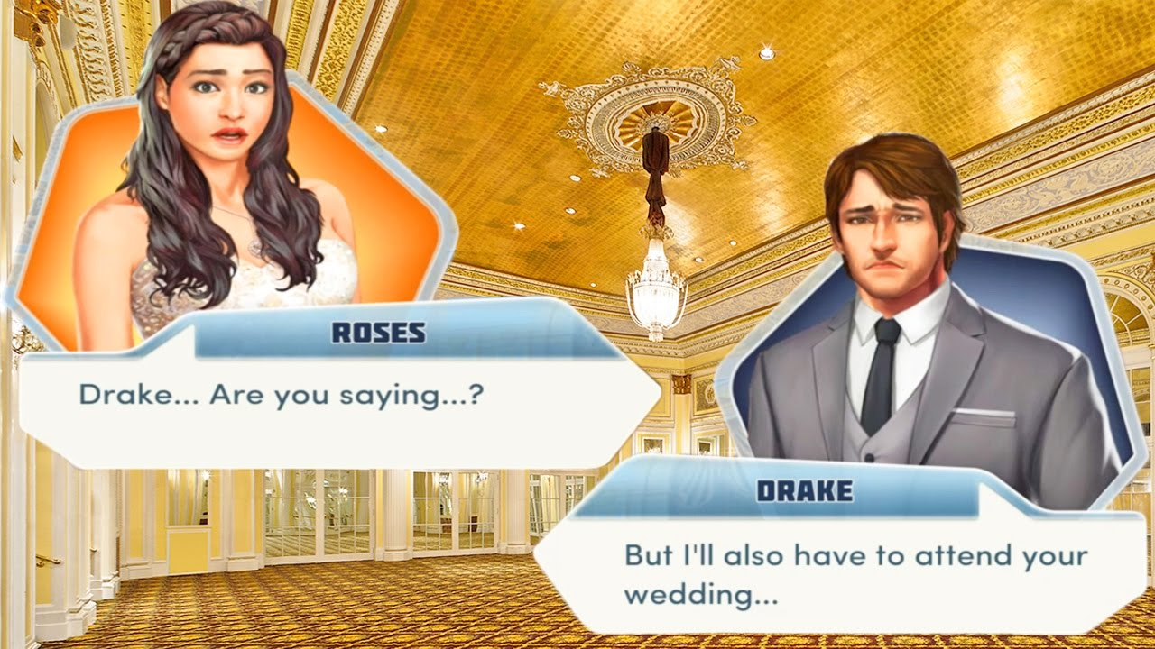 DRAKE LOVES ME?! Choices: Stories You Play The Royal Romance| Choices App |  Choices Chapter 1
