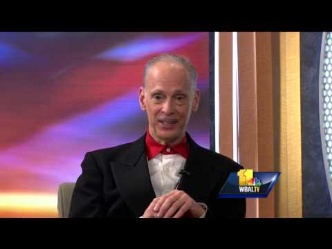 John Waters Explains One-man Christmas Special