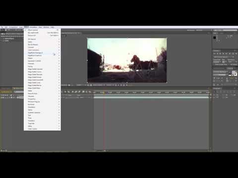 After Effects - Digital Damage Effect Tutorial by Devaz