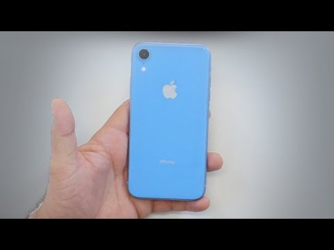 IPHONE XR: HANDS ON!