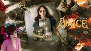 American McGee's Alice #1 | Путешествие в ностальгию