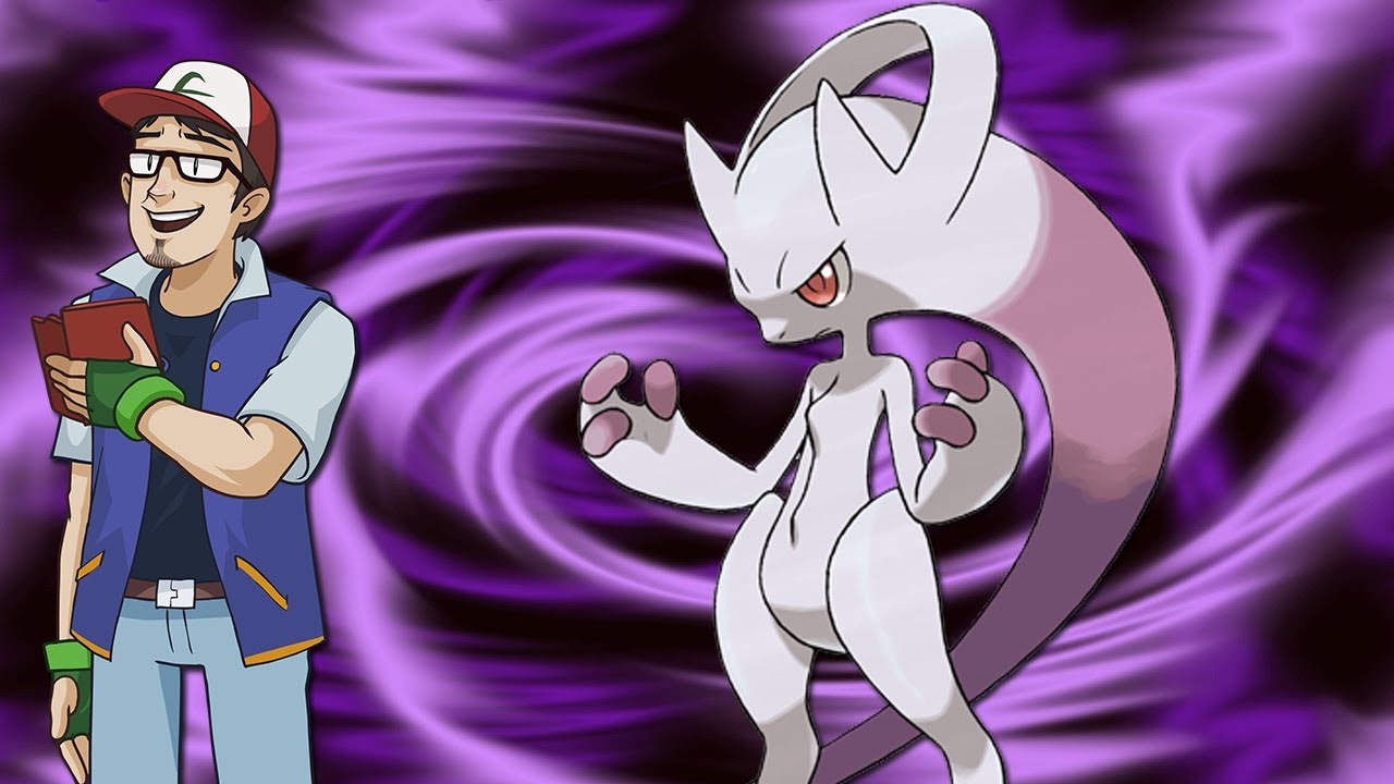 Pokemon Mewthree New Mewtwo Forme, or M...
