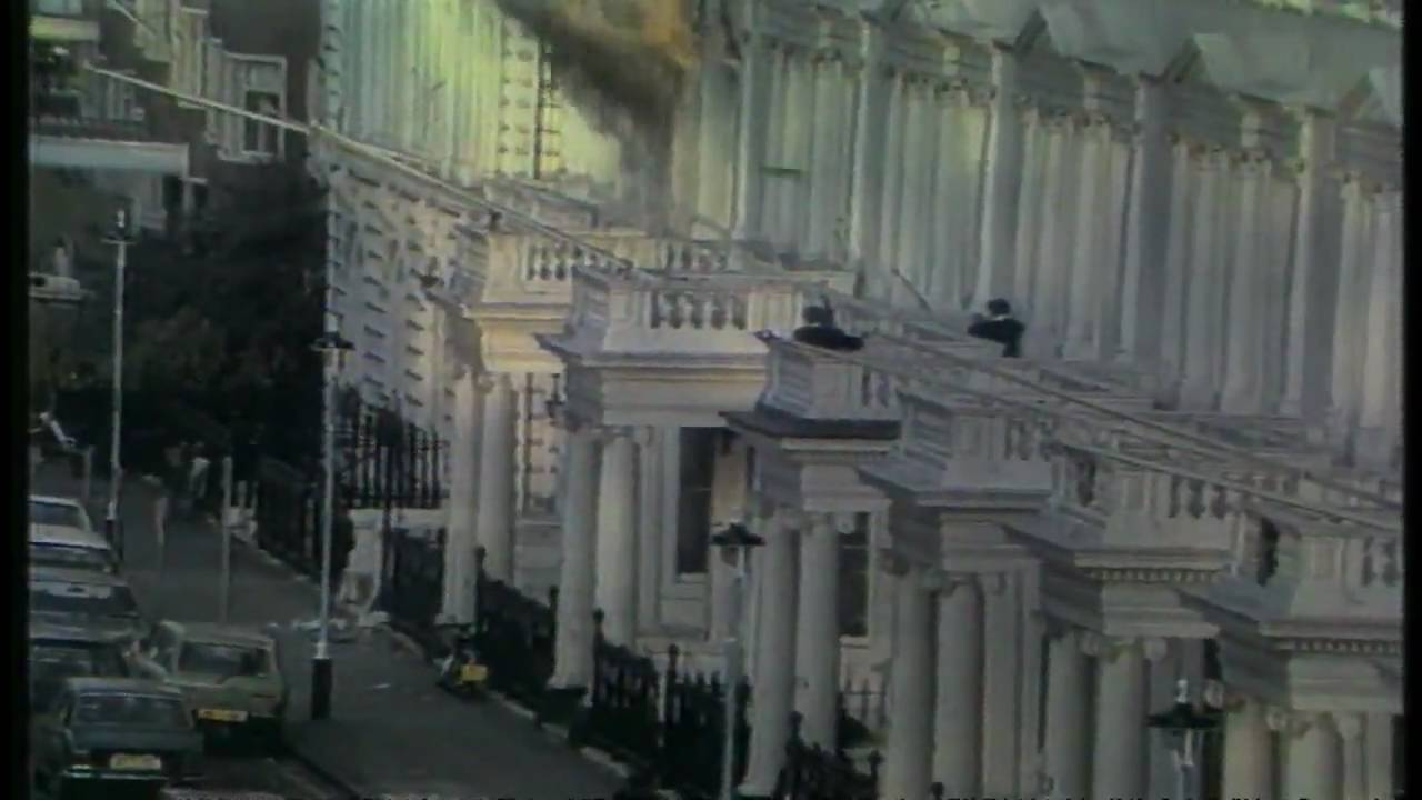 the siege of the iranian embassy essay The sas regiment and the iranian embassy siege resources history of the sas regiment the special air service (sas) regiment's history dates back to the early.