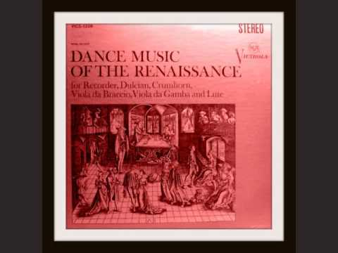 DANCE MUSIC OF THE RENAISSANCE 1/6 Collegium Aureum