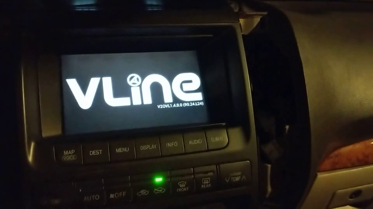 GX470 Grom VLine 2 after installing Google Services  Fast Boot