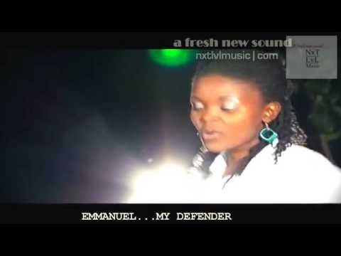 Eunice Njeri   Emanueli LYRICS VIDEO
