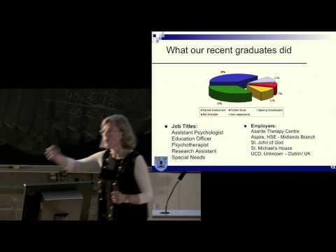 Psychology (Video Version) - TCD Undergraduate Open Day 2012