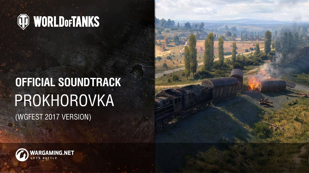 World of tanks official soundtrack: prokhorovka youtube.