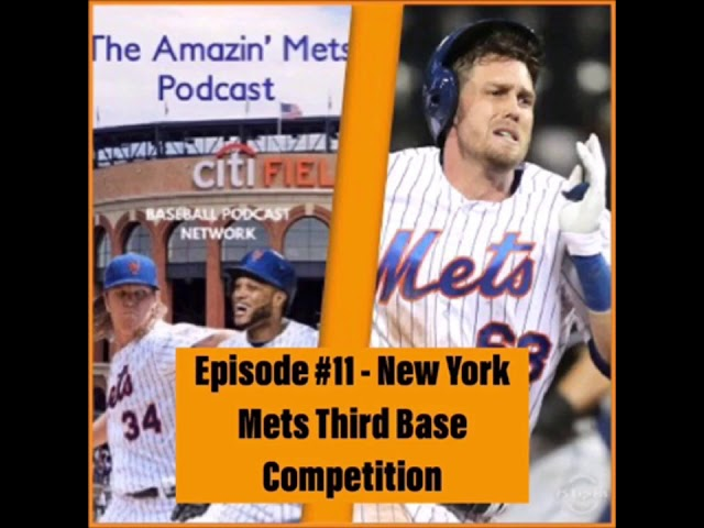 New York Mets Third Base Competition